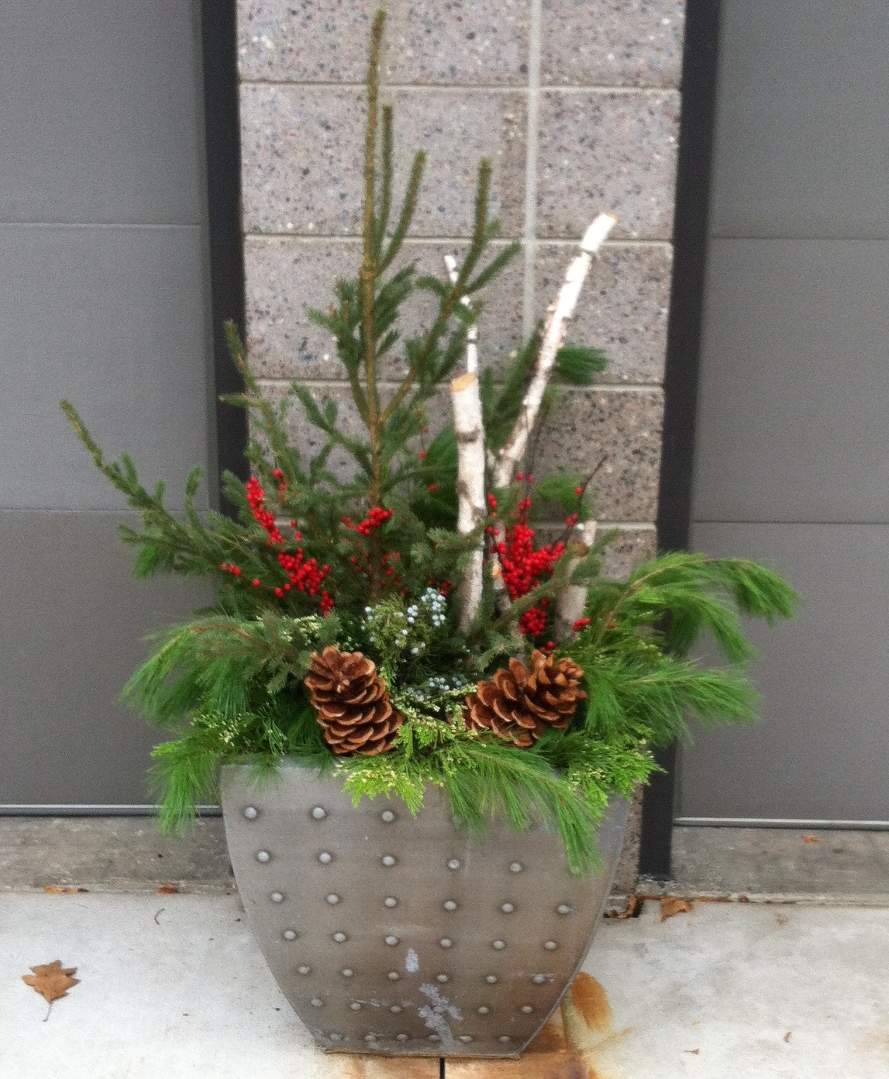 Holiday Container